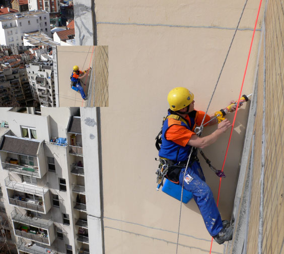 Abside recherche de fuite sur toit terrasse for Etancheite joints carrelage terrasse